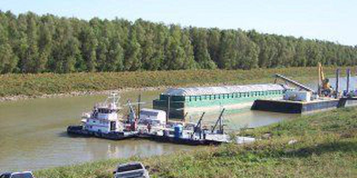 Dorena-Hickman Ferry resumes service after sand blocks landing