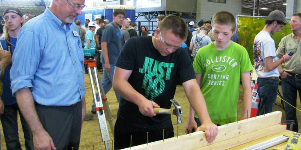 5th Annual Construction Career Day held at MSU Expo Center