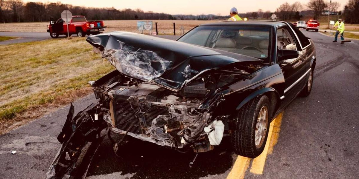 2 vehicles collide on Hwy 177 in Cape Girardeau County, MO