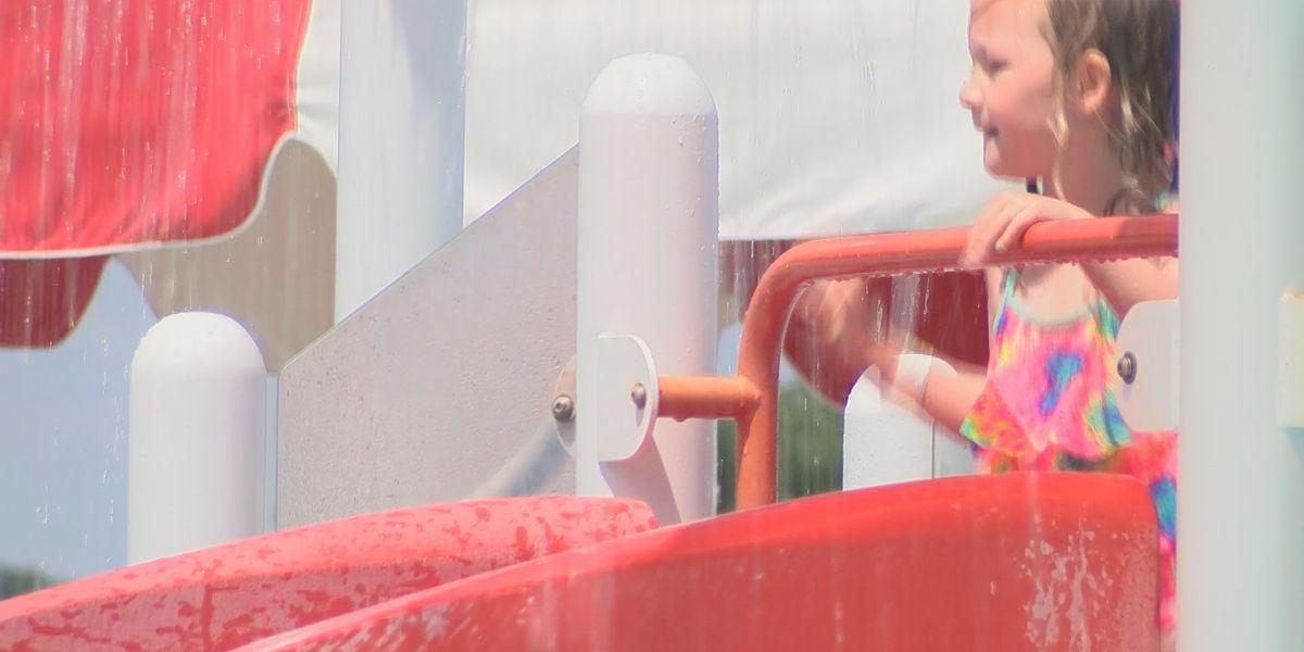 Wet weather hurting Cape Splash's bottom line