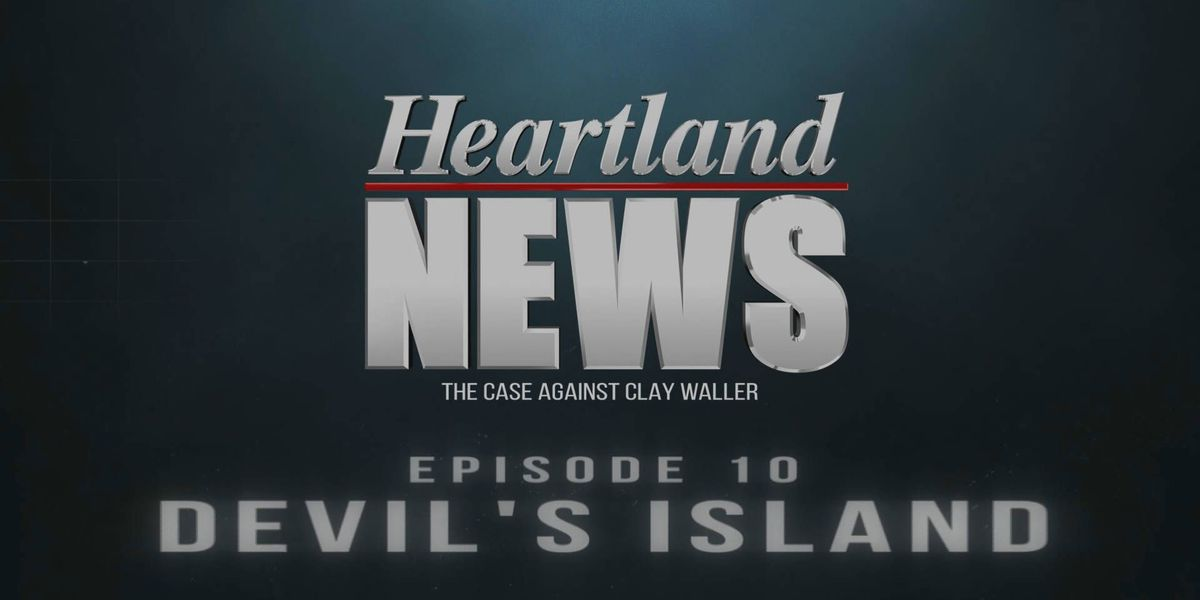 Episode 10: Devil's Island