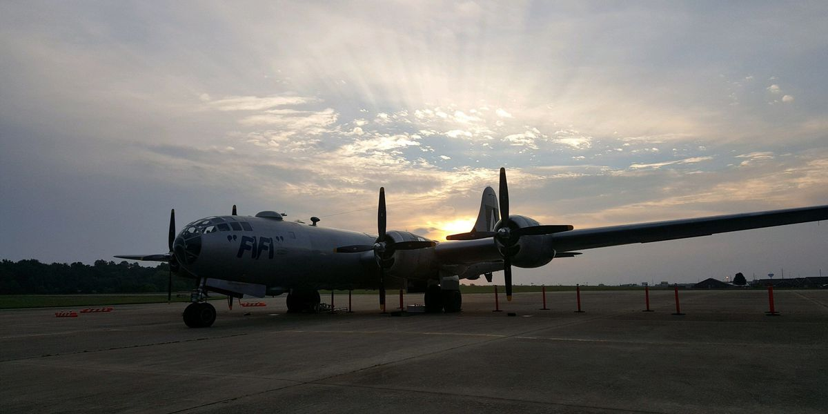 Vintage WWII aircraft show coming to Marion, IL