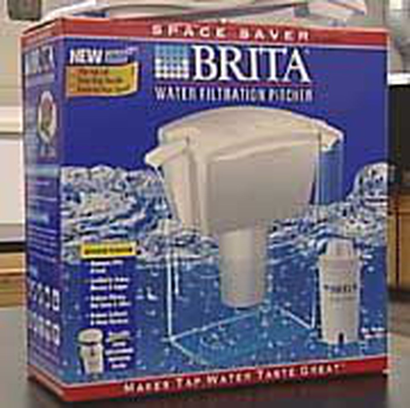 Brita Water Filtering Pitchers