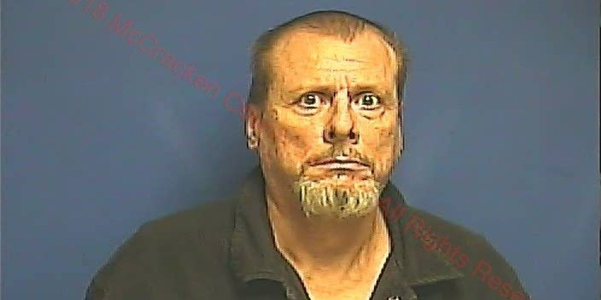 Homeless man charged with burglary of Paducah, KY pharmacy