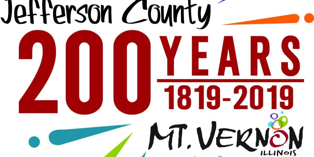 Mt. Vernon, Jefferson Co., IL bicentennial