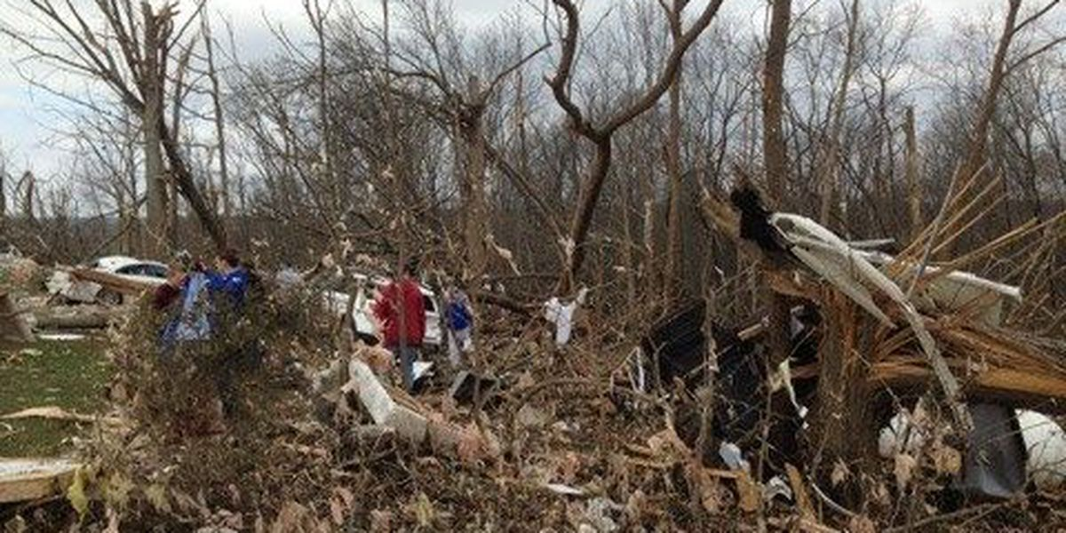 Clean-up process in Perry Co. still underway after deadly storms