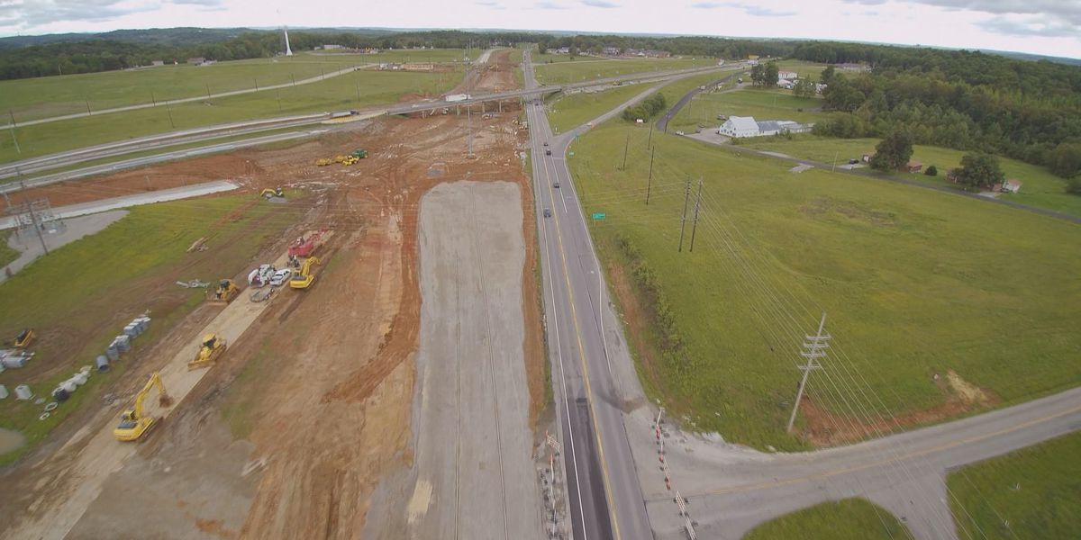 Southbound I-55 to close overnight Thursday at Center Junction