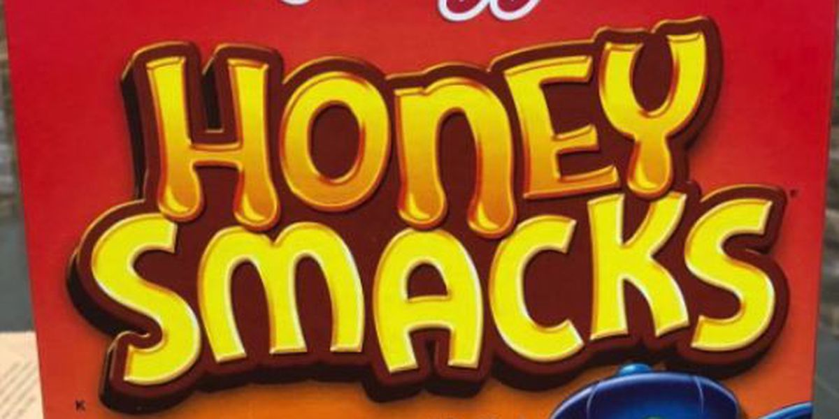 Kellogg's recalling Honey Smacks cereal due to possible Salmonella