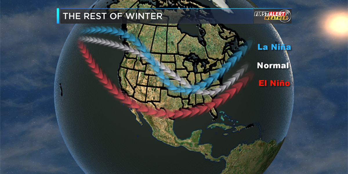 What to expect during La Nina winter