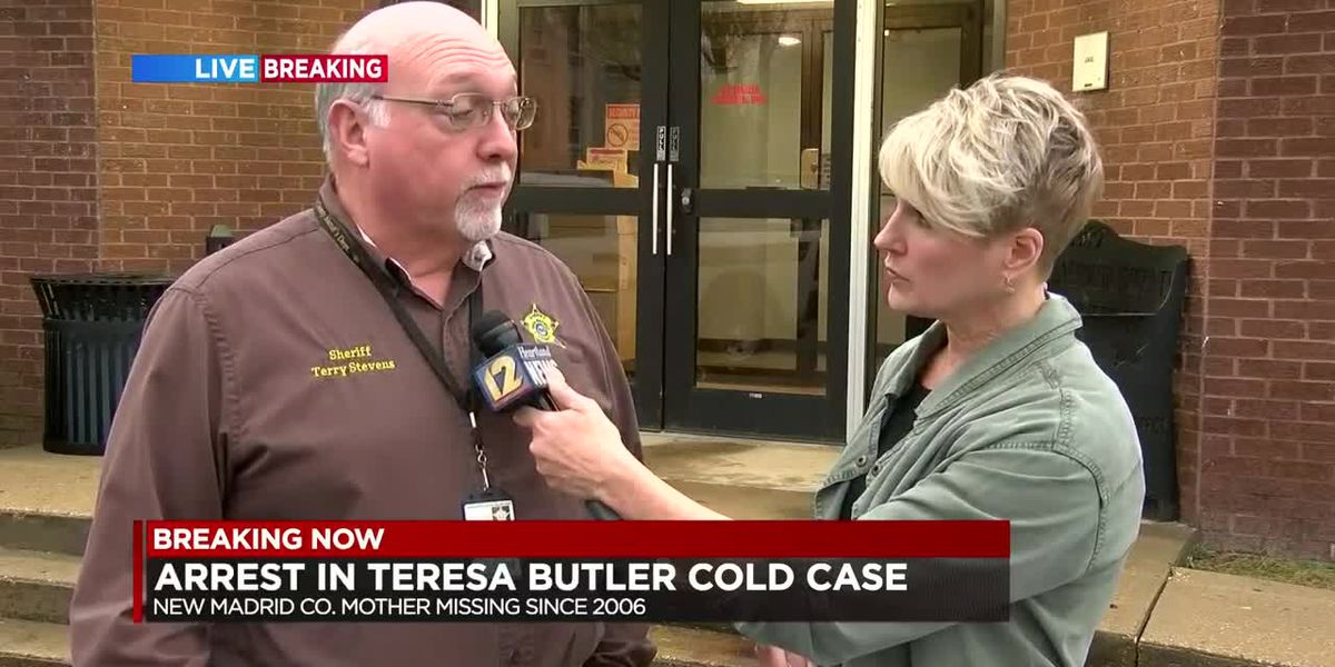 Tallapoosa man charged in connection with the death of Teresa Butler part 1