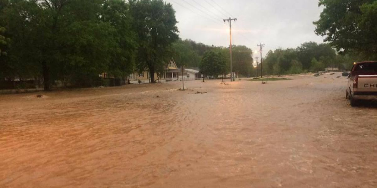 CLOSED: Roads closed due to flooding in the Heartland