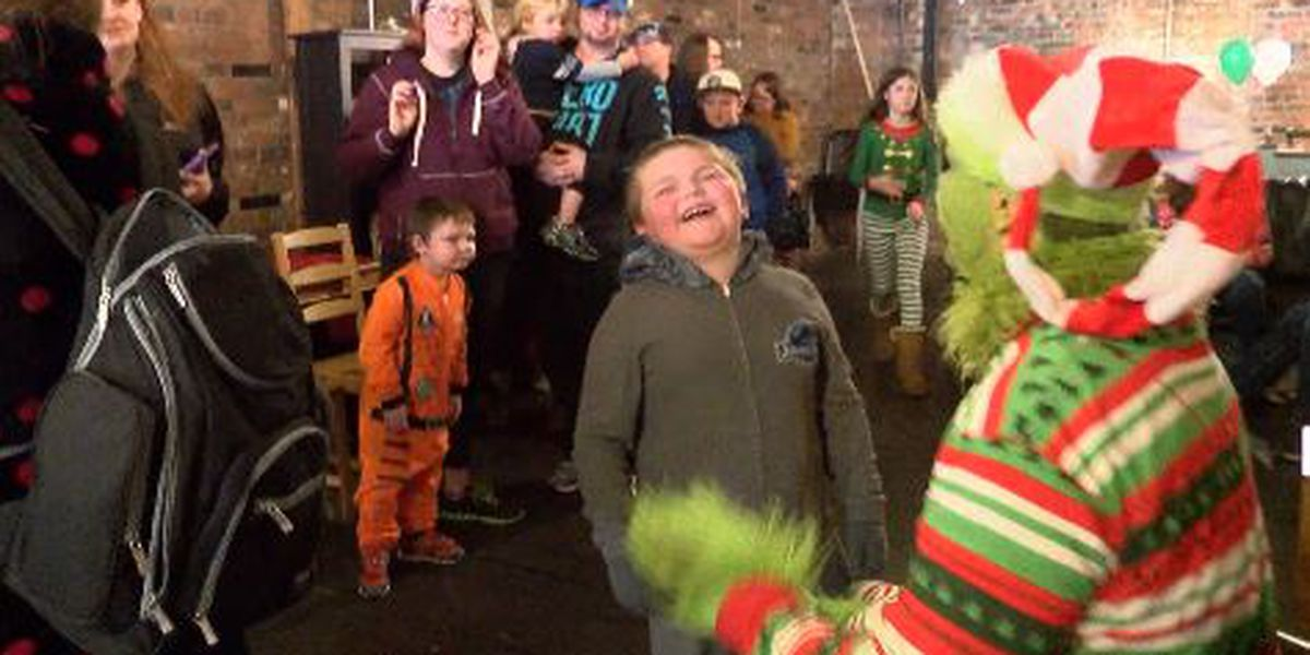 Hundreds visit business in Downtown Cape Girardeau for Whoville event