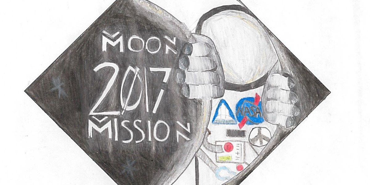 Student artwork chosen at Paducah's New Year's card and annual calendar