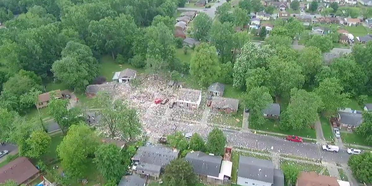 1 killed, 2 injured in Jeffersonville, Indiana home explosion