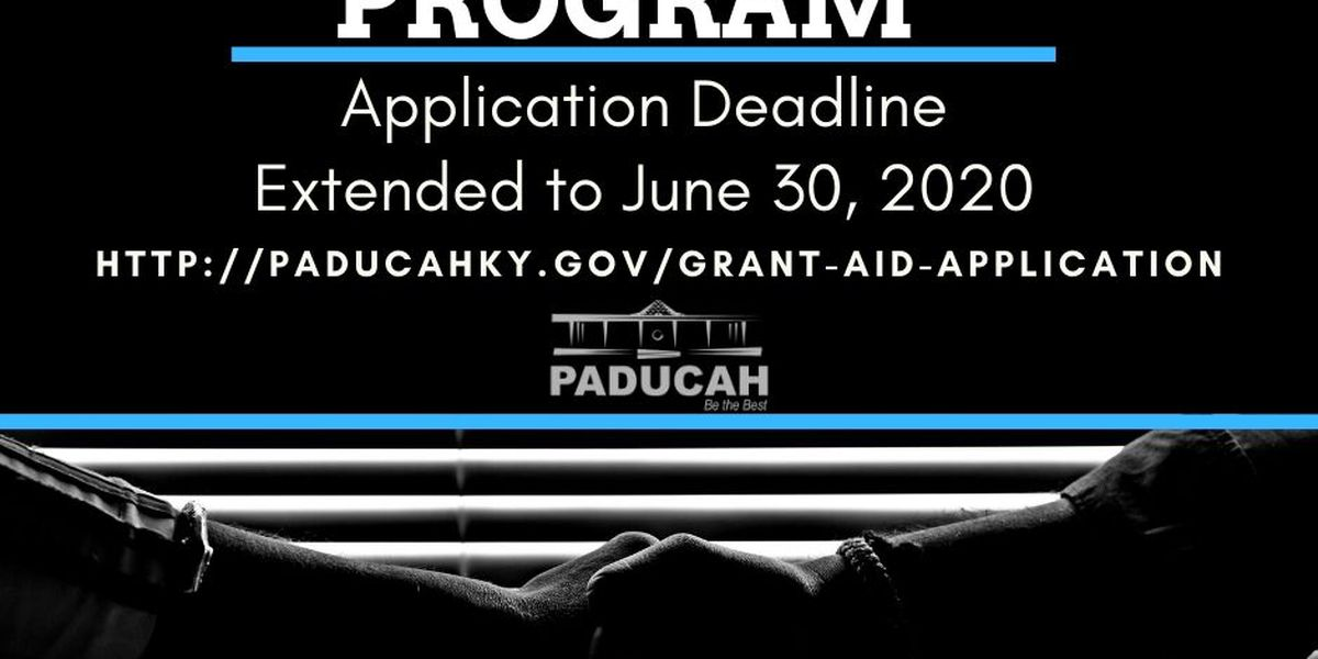 Paducah extends application deadline for Grant-in-Aid Program