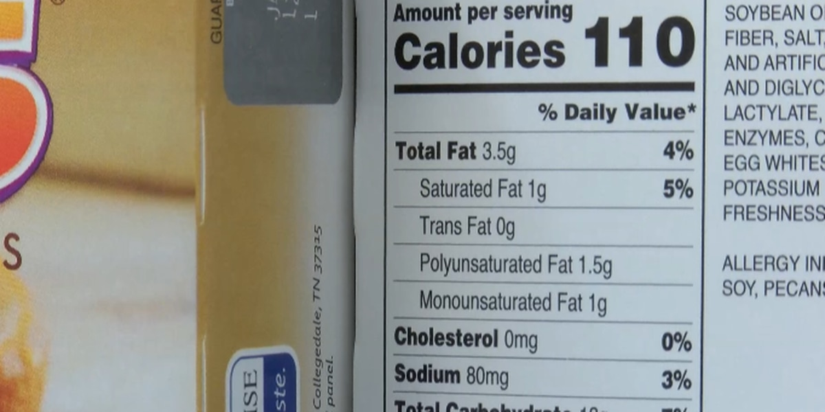 What you need to know about the new nutrition label from the FDA