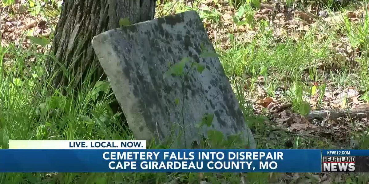 Historic African American cemetery in Cape Girardeau falls into disarray