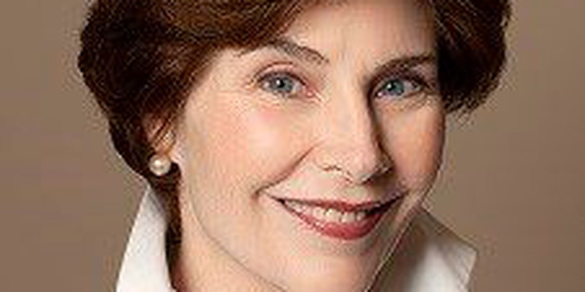 Former First Lady Laura Bush set to speak at Southeast