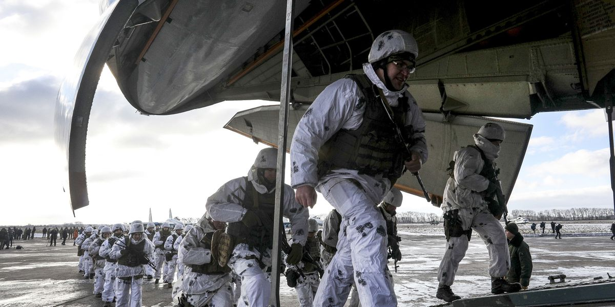 Pentagon reveals US observation flight over Ukraine