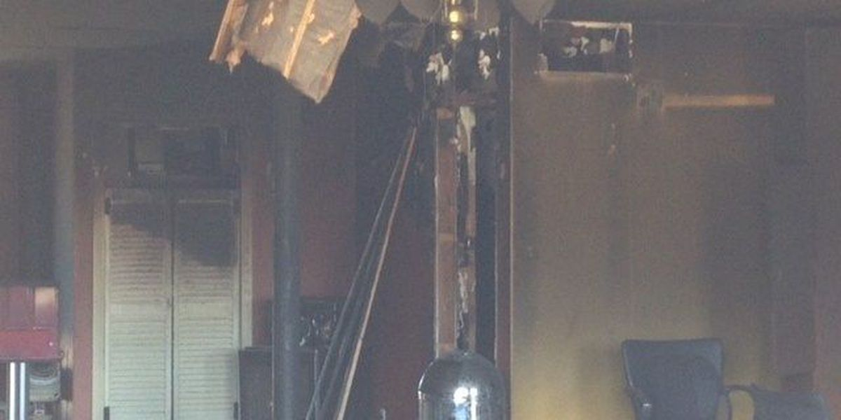 Fire, smoke damages businesses - Police to apply for warrant on shooting suspect