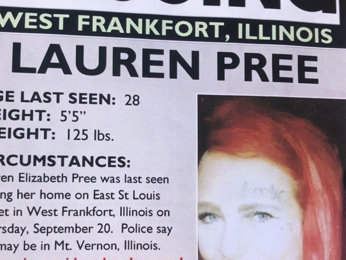 "Missing West Frankfort, Ill. mother last seen ""live"" on social media"