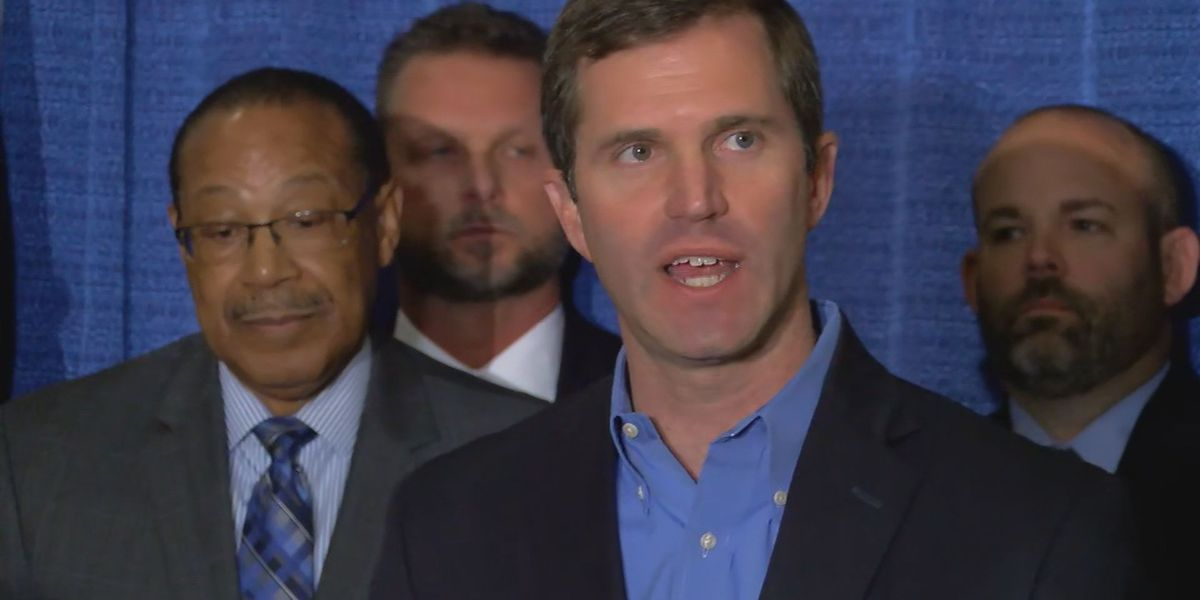 Beshear makes initial appointments for governor's office