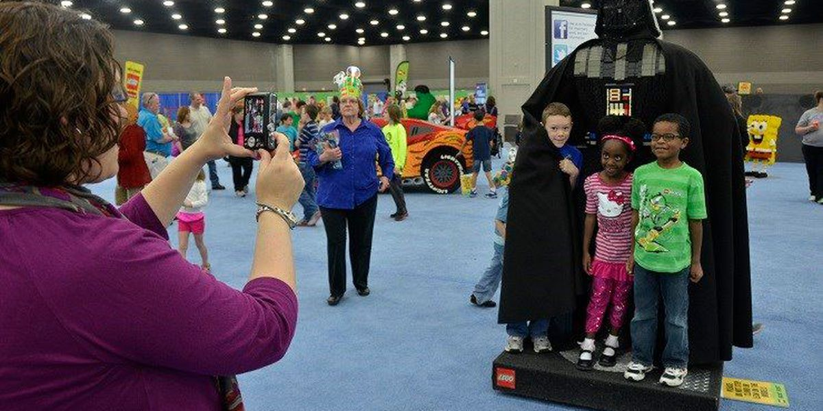 LEGO Lovers Welcome in Louisville