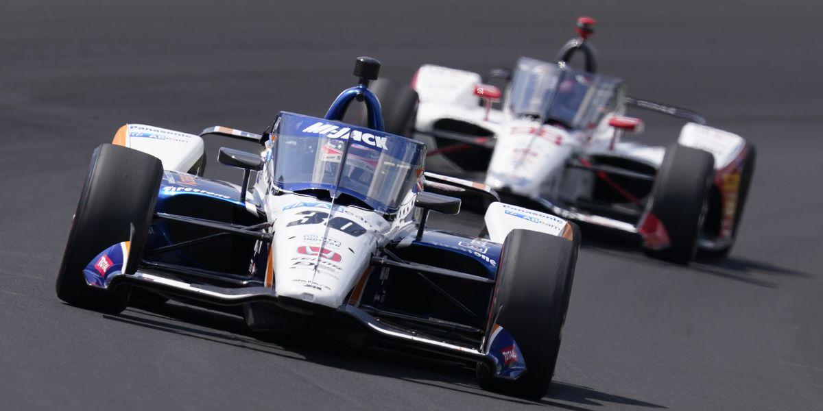 Takuma Sato wins his second Indianapolis 500 at empty track