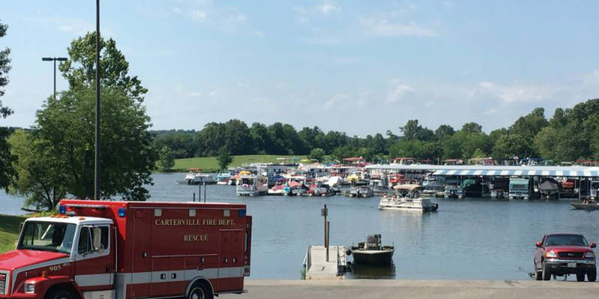 Cape Girardeau man drowned at Kinkaid Lake after falling from boat