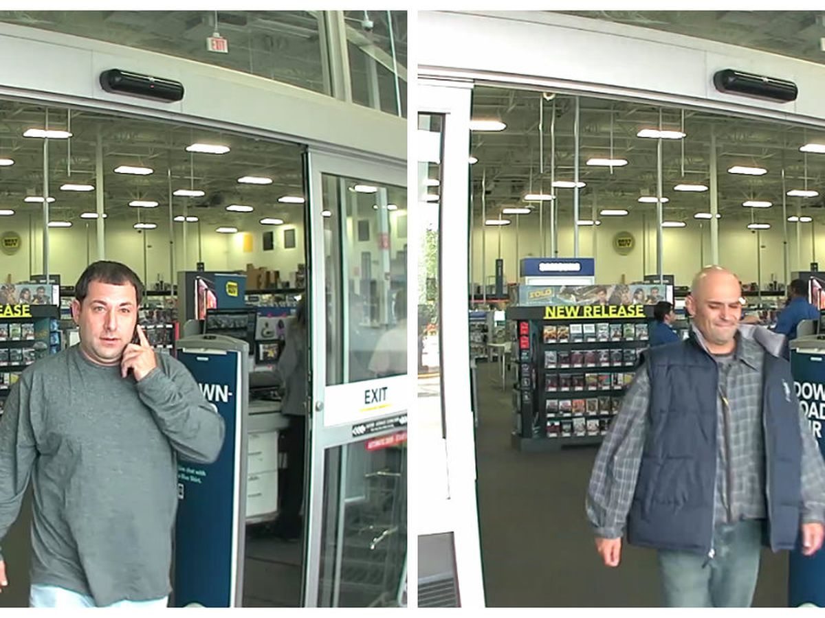 Carbondale PD investigating theft at Best Buy