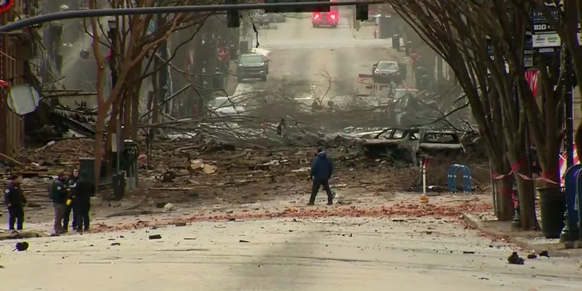 Tenn. Gov. Bill Lee requests emergency assistance from President Trump after Nashville explosion