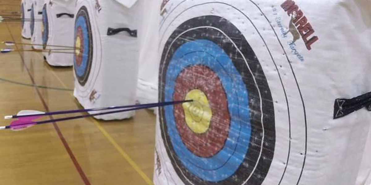 US Intercollegiate 3D archery championships take place at Sahara Woods