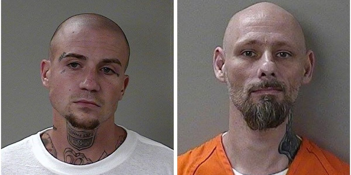 TN inmate escapees caught
