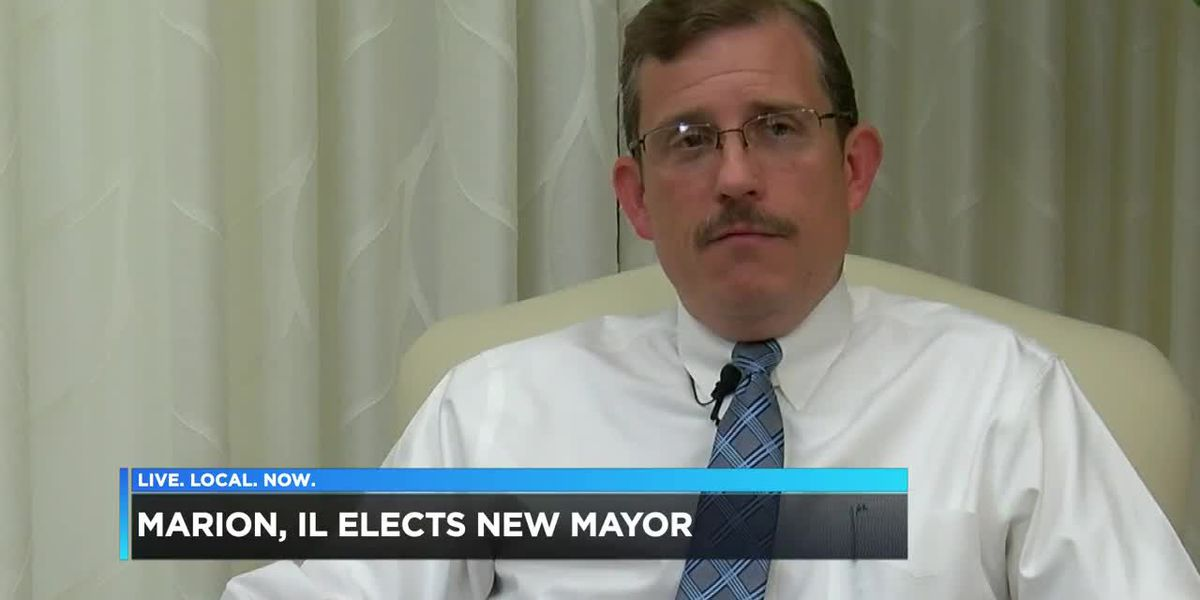 Marion elects new mayor