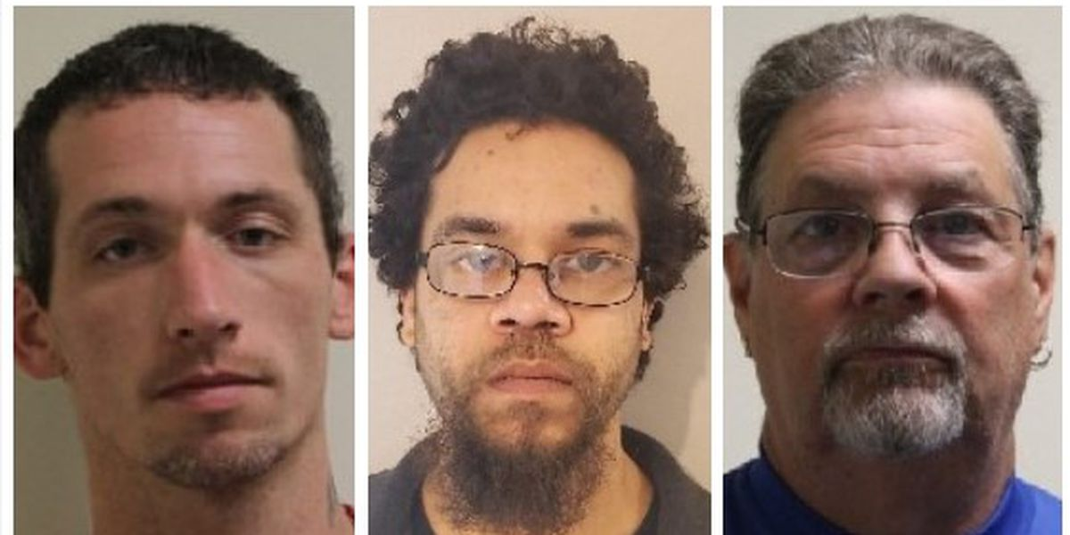 3 men sought for not complying with Sex Offender Registry
