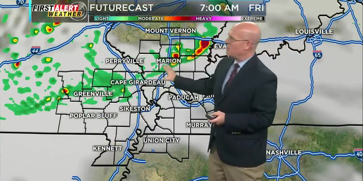 First Alert noon forecast 3/26