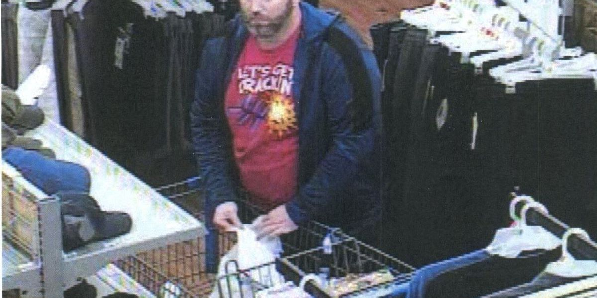 Poplar Bluff Police searching for shoplifting suspect