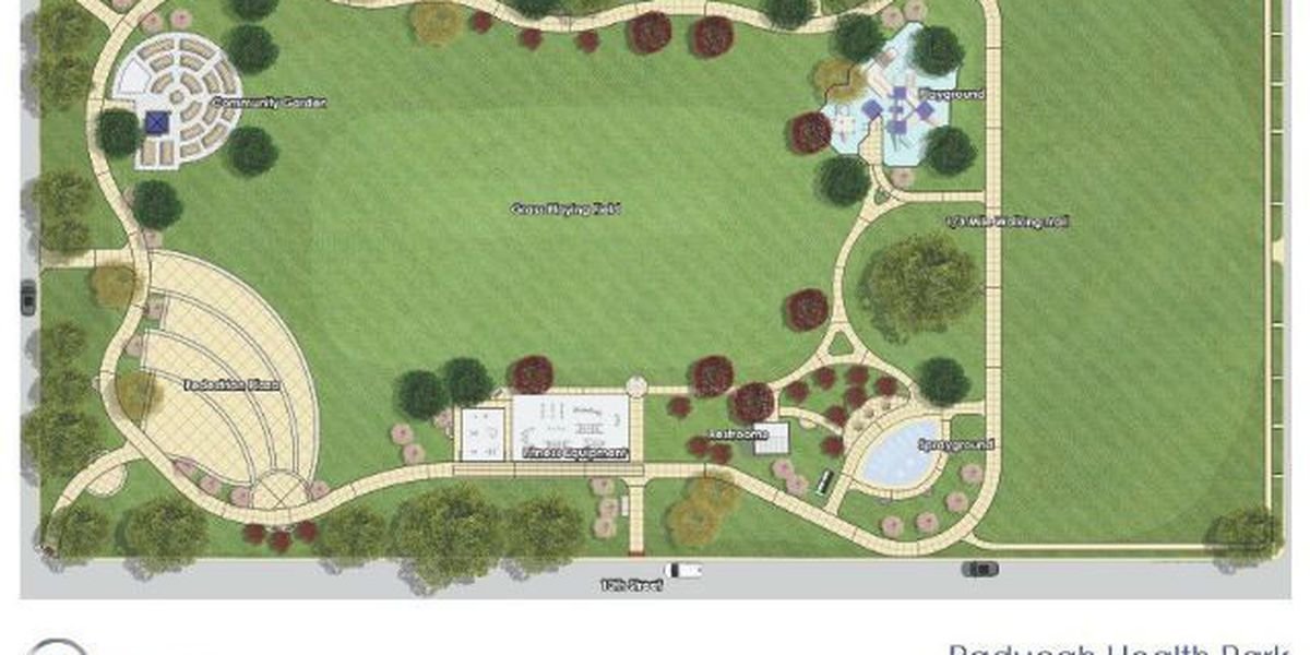 Crews to install safety surface, other improvements to Paducah Rotary Park