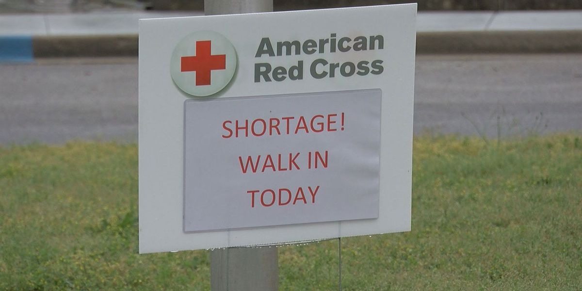 American Red Cross host emergency blood drives across the Heartland