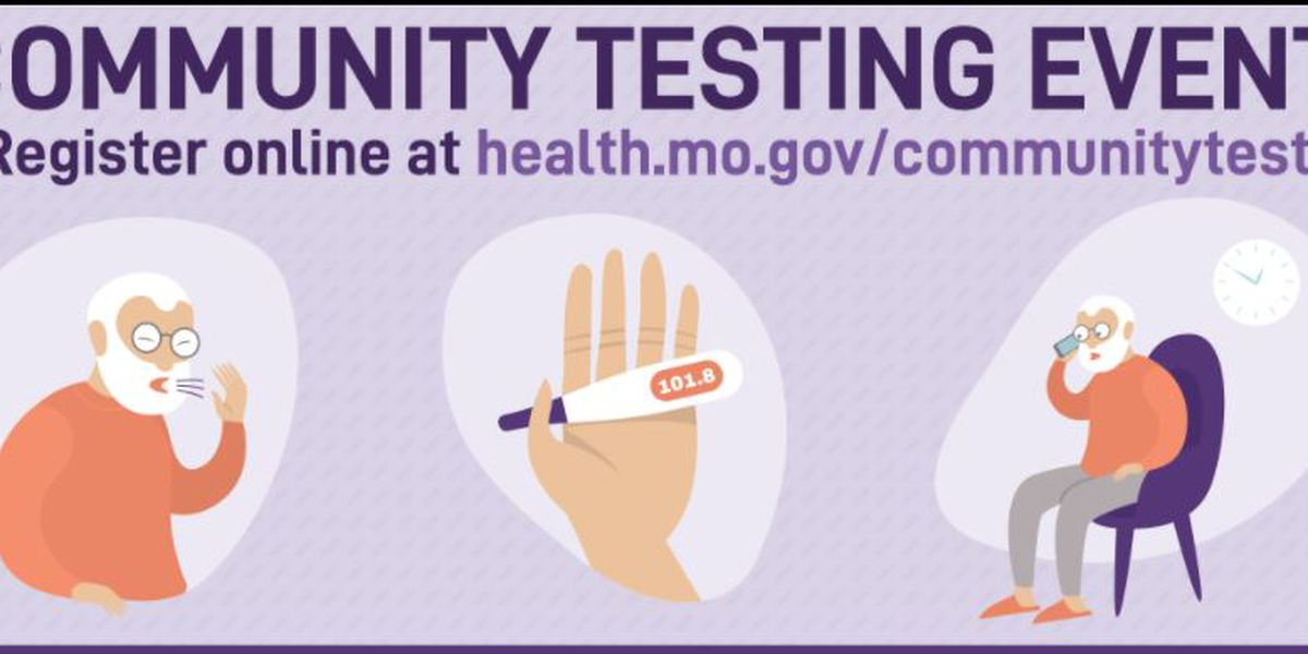 Missouri resumes COVID-19 testing in eight counties