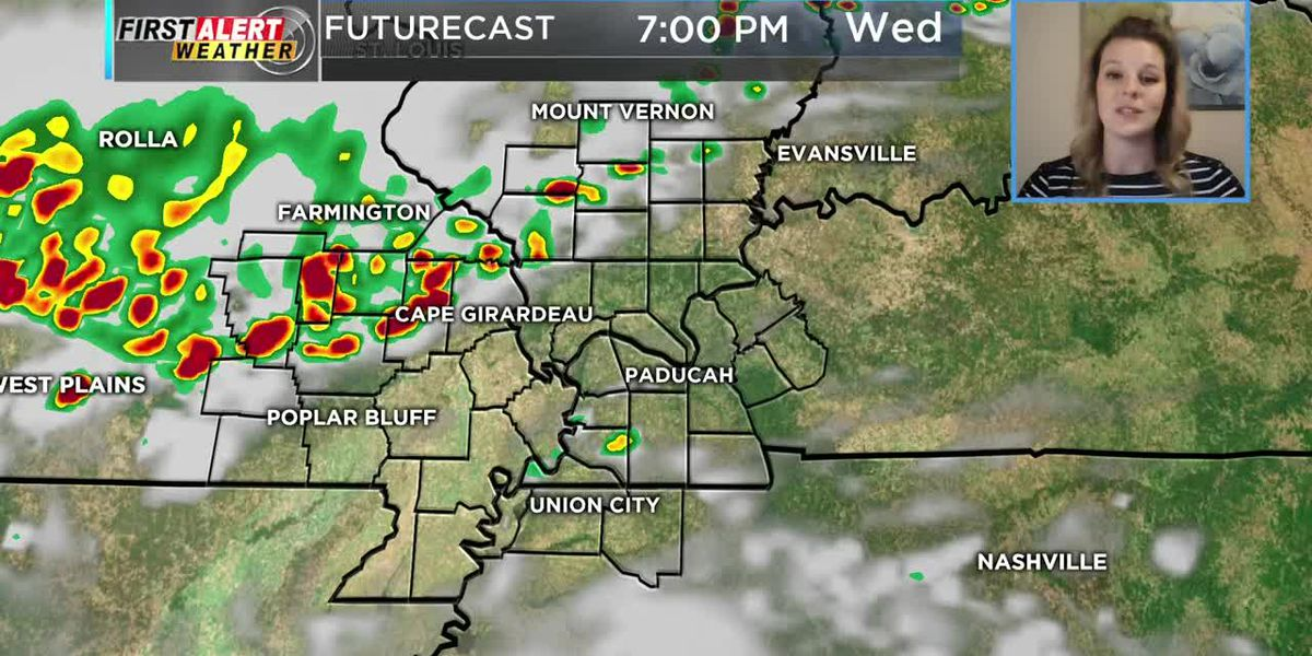 First Alert Weather at 5 a.m. 6/2