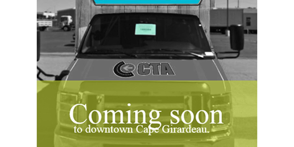 Trolley coming to downtown Cape Girardeau