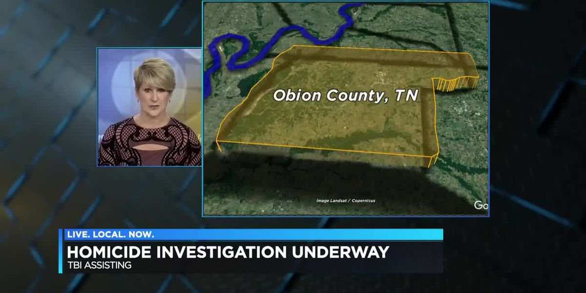Homicide investigation underway in Obion Co., TN