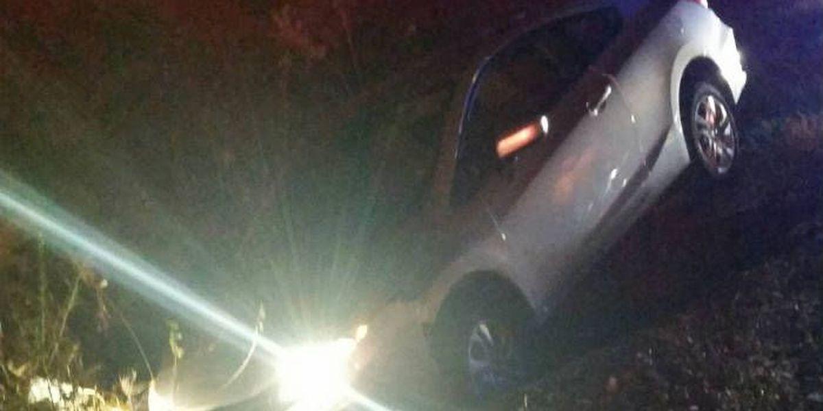 1 injured in single-vehicle crash on N. Friendship Rd. in McCracken Co.