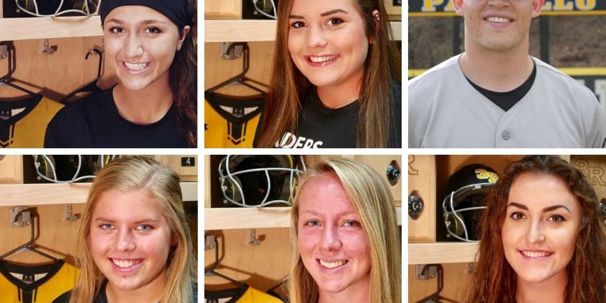 Six Three Rivers College student athletes win All-Academic Student-Athlete awards