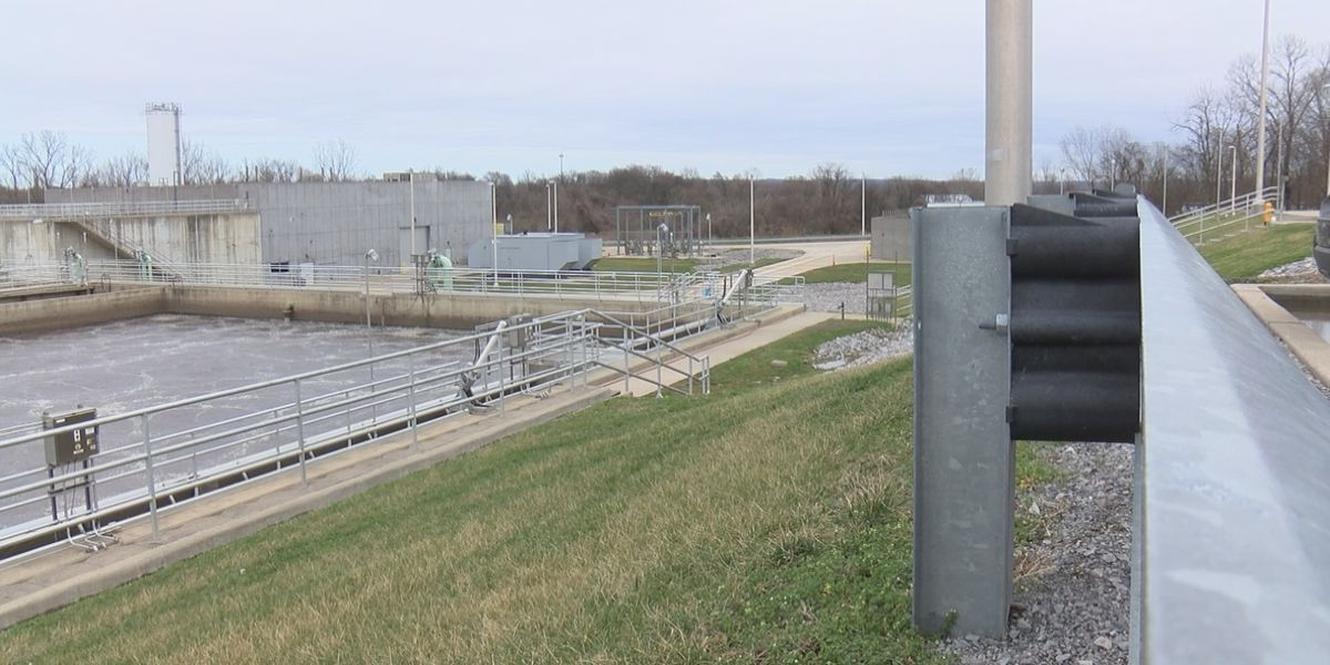 Samples from Cape Girardeau's wastewater show steady decline in COVID-19