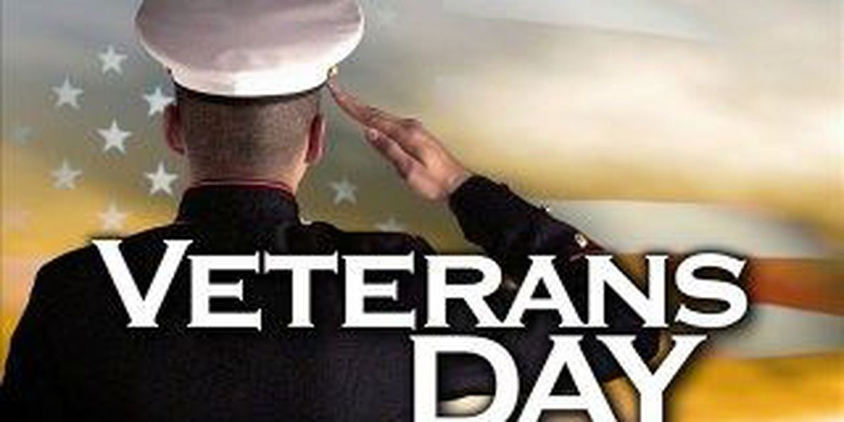Veterans Day events in the Heartland