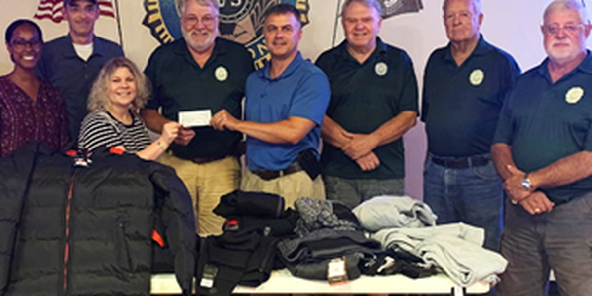 Winter clothes donated to veterans in need in Poplar Bluff, Mo.