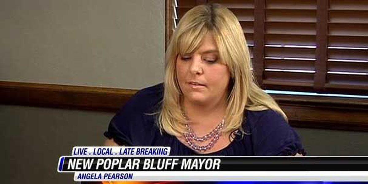 Poplar Bluff's youngest female mayor named