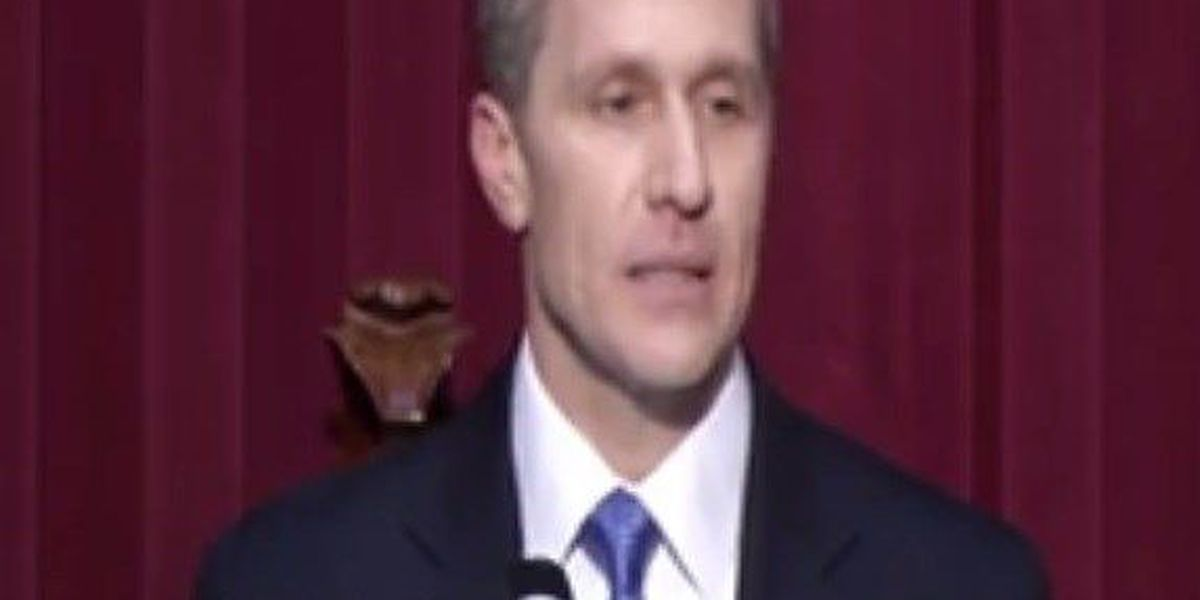 Gov. Greitens responds to AG's accusations of wrongdoing